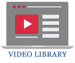 Video Library Icon