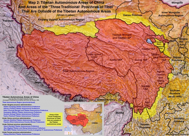 a report on tibet an autonomous region of china Tibet, the remote and mainly-buddhist territory known as the roof of the world, is governed as an autonomous region of china beijing claims a centuries-old sovereignty over the himalayan region.