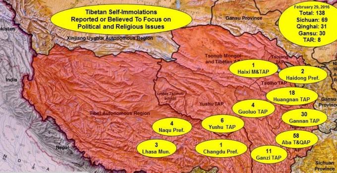 TIBETAN SELF-IMMOLATIONS feature image